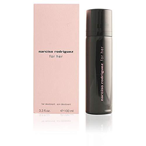 Narciso Rodriguez For Her Deodorante Spray, Donna, 100 ml