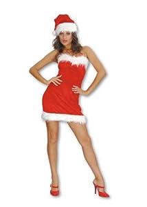 Humatt Perkins 51905 - Disfraz de Mamá Noel para mujer
