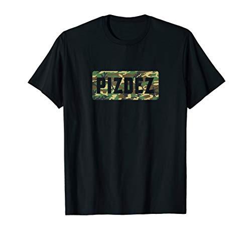 Anvil Camouflage (Pizdez Armee Camouflage Russland Russia Russisch Geschenk T-Shirt)