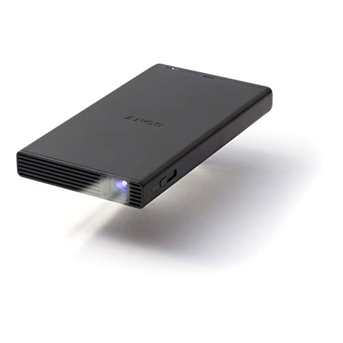 Sony Mobile Projector connectivity MP CD1 - Sony Mobile Projector with HDMI/MHL connectivity (MP-CD1) - Gray