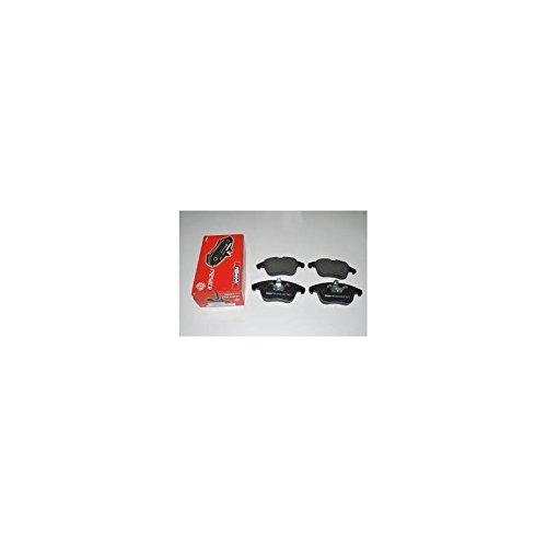 Piastrine di freno anteriore Ferodo per Range Rover Evoque OS per Land Rover–lr027309F