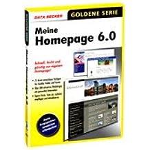 Data Becker Meine Homepage 6.0 - Editores HTML (DEU)
