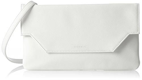 Esprit Accessoires Damen 048ea1o045 Baguette, Weiß (Off White), 2x14x28 cm