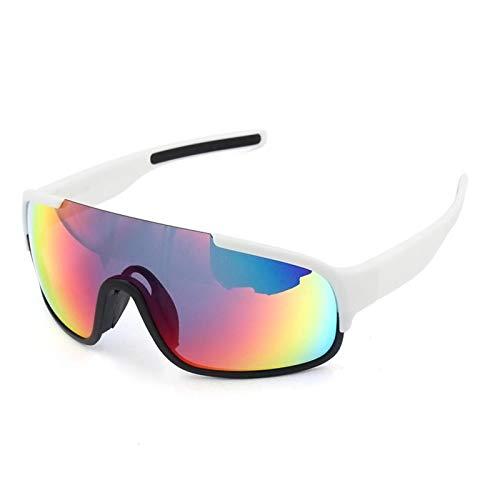 Sportbrille Wechselgläser Sportbrille Clear Damen Herren Halbbrillen Sportbrillen Im Freien Polarisierte Brille Männer Und Frauen Eine Brille Brille Tragen Weiß Schwarz