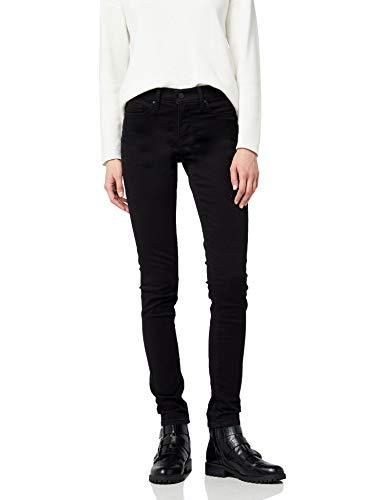 Levi's Damen, Skinny, Jeans, 311 Shaping Skinny, GR. W27/L34 (Herstellergröße: W27/L34), Schwarz (Black Sheep)