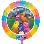 Party America Backyardigans Balloon, 18""