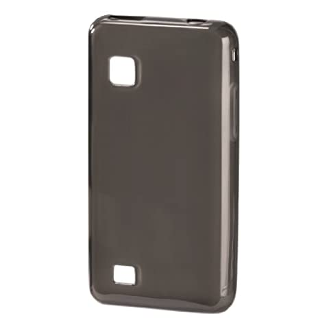 Hama Crystal Handytasche für Samsung Gt-S 5260 Star II grau