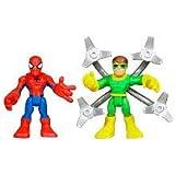 Playskool Heroes Spider-Man Adventures 2-Pack - Spider-Man and Doc Ock