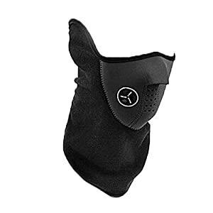 CRAZYON Outdoor-Sportfiltergarts Dustproof Neck Warmer Face Maske Motorradradfahren