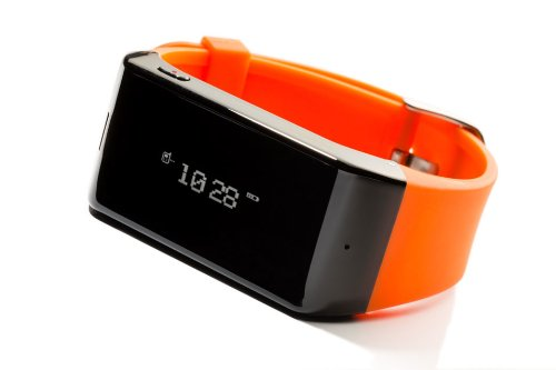 MyKronoz Zewatch Montre Bluetooth pour Smartphone Orange