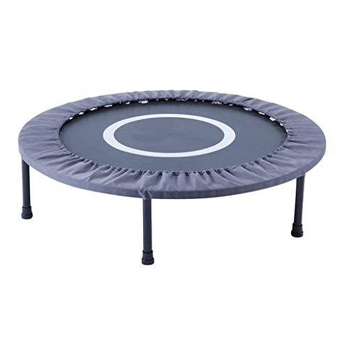40 Zoll / 100 cm Mini Trampoline Indoor Rebounder Jumper Aerobic Trampoline Sicherheit Fitness Heim Gym Übung