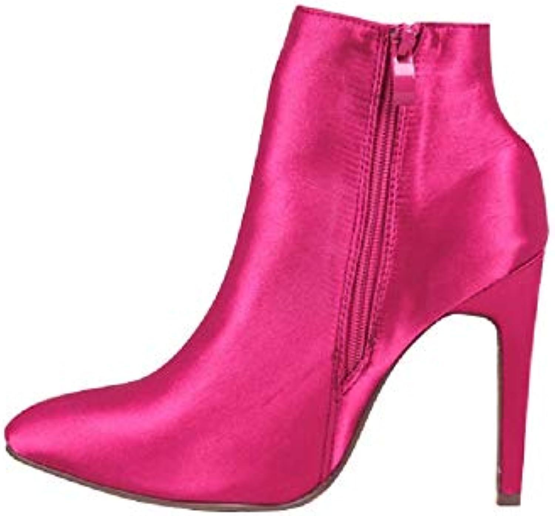 Fuxitoggo Scarpe da Donna Sexy con Tacco Alto e e e Tacco Alto (Coloreee   Rosso, Dimensione   EU 42) | Prodotti di alta qualità  a0f54c