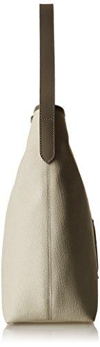 Timberland TB0M5154, Borsa a Spalla Donna, 12x35x33 cm (W x H x L) Grigio (PALOMA)