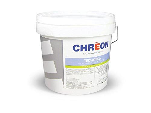 Lechler - chreon - termoton 10 lt. bianco pittura antimuffa termica anticondensa