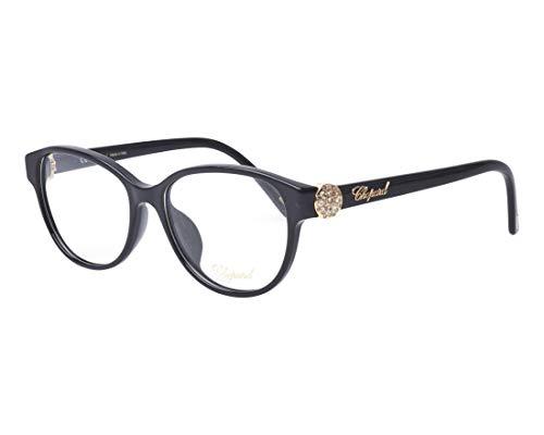 Chopard Brille (VCH-160-G 0700) Acetate Kunststoff glänzend schwarz - gold