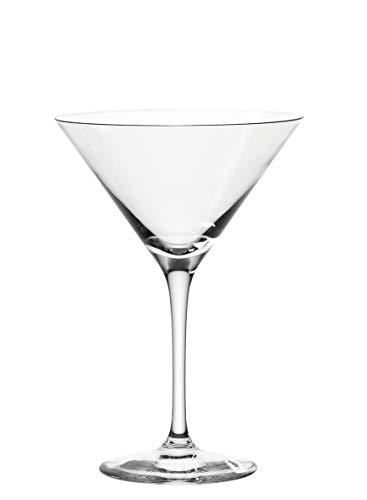 Leonardo Tivoli Cocktailschale, 6-er Set, 260 ml, spülmaschinenfest, Teqton-Kristallglas, 066397