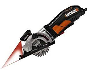 Worx Mini Circular Saw - 400W (222769800)