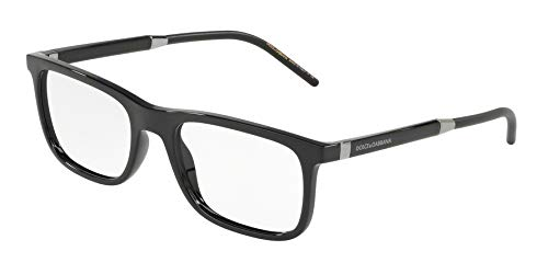 DOLCE & GABBNA DG5030 Brillen, Schwarz (Black), 55mm