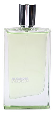 Jil Sander Evergreen femme / woman Eau de Toilette, Vaporisateur / Spray 50 ml, 1er Pack (1 x 50 ml)