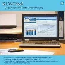 KLV-Check: Die Software für Ihre Kapital - Lebensversicherung