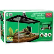 10 Gallone Kit (Aqua Culture 10 Gallon Reptile Kit by Aquaculture)