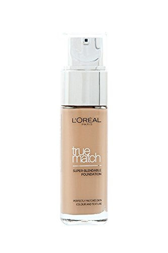 2 x L'Oreal Paris New True Match Foundation 30ml - 6.N Honey