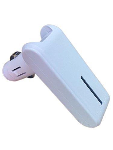 El humo blanco Mini Vehículo Eliminador de olores con ionizador negativo  filtro de aire...