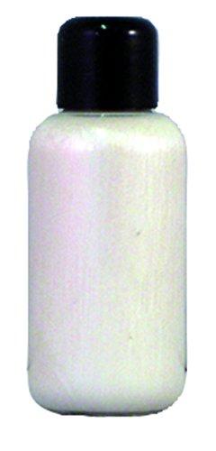 Eulenspiegel 610664 - Professional Liquid Aqua Schminke - 30 ml - Perlglanz-Silber