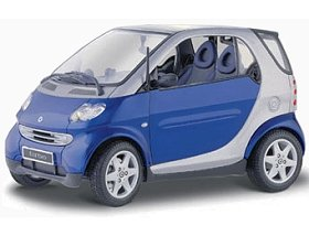 maisto-118th-special-edition-mercedes-smart-car