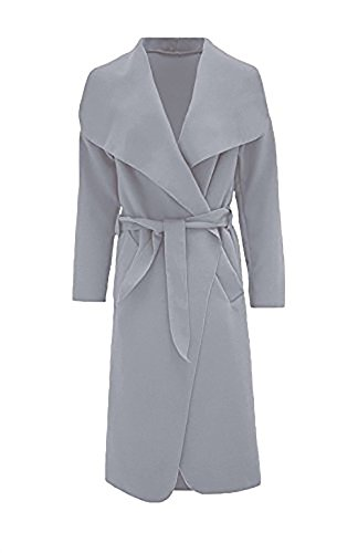 zara-fashion-le-donne-manica-lunga-cascata-di-capo-italiana-con-cintura-coat-one-size-light-grey