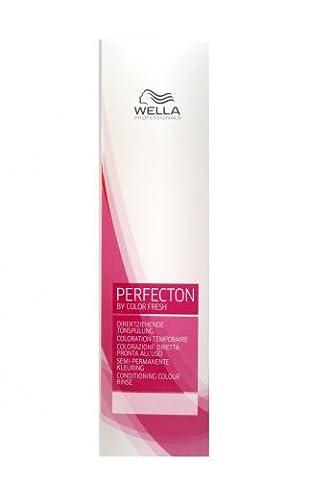 Wella Perfecton /6 violett 250 ml Tonspülung by Color Fresch Professionals