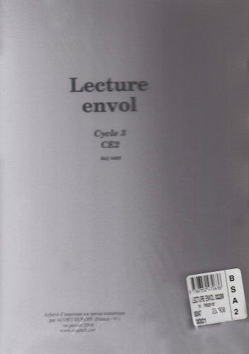 Lecture Envol - Fichier Travaux Diriges - CE2