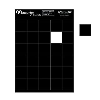 manutips Flexible Magnets for Photos and Crafts: Square 40–40mm (Pack of 30)