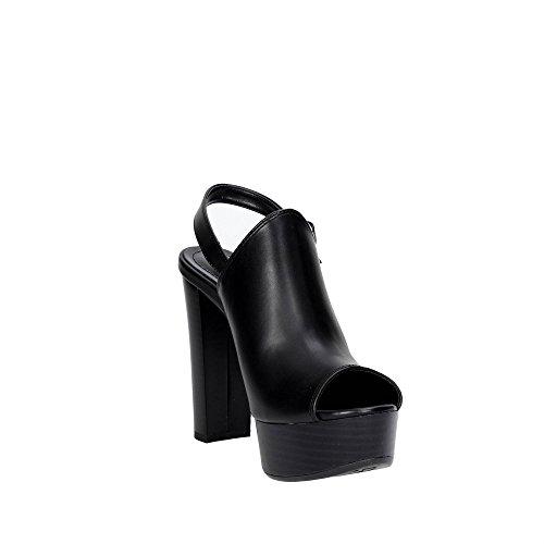 Pregunta SP507 Sandalo Donna Nero