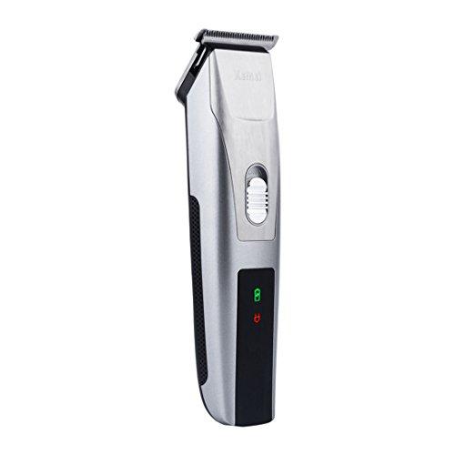 Elektrische Haarschneidemaschine, professionelle wiederaufladbare schnurlose elektrische Haarschneidemaschine Trimmer für Erwachsene Kinder Babys -