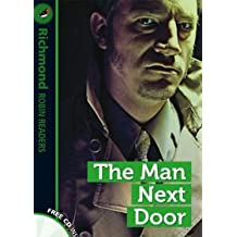 RICHMOND ROBIN READERS 3 THE MAN NEXT DOOR+CD - 9788466816403