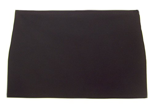 Shirt Extender morbido Spandex Chemisettes by Anne chemi-extender Black