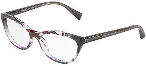 Occhiali da vista alain mikli 0a03067 crystal grey donna