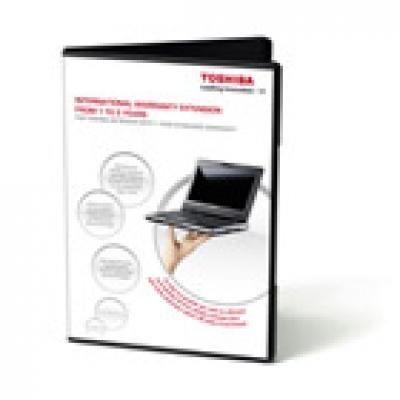 Toshiba International Warranty Extension 1 to 3 yrs (NetBooks Only) -
