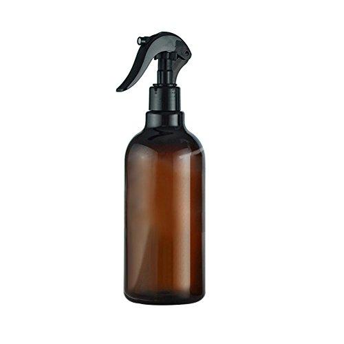 Botella de spray de plástico de 500 ml con pulverizador de aceite esencial, contenedor de perfume, geshiglobal (precio: 1,48€)