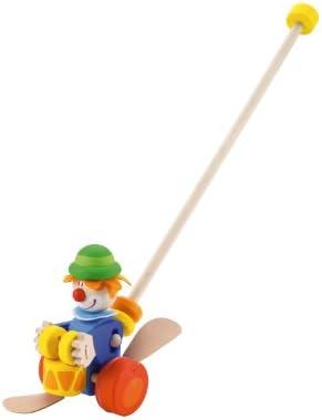 Sevi - 82190 - Jouet de de de Premier Age - Jouet à Pousser Clown | Le Prix De Marché  233b65
