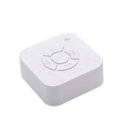 Noise Machine Schlaf-Sound-Maschine 9 Beruhigende Klänge Portable USB Powered für Home Office Travel Baby Adult ()