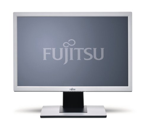 Fujitsu B22W-5 ECO 55,8 cm (22 Zoll) Widescreen TFT-Monitor VGA, DVI (Kontrast 1000:1, 5ms Reaktionszeit) grau -
