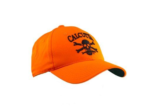 Orange Gap Blaze (Kalkutta Herren Blaze Cap, Herren, Orange)