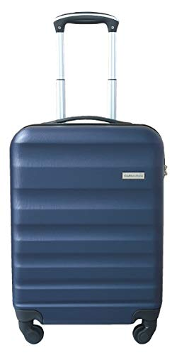 Trolley cabina valigia rigida bagaglio a mano gianmarcoventuri 021_(night blu)