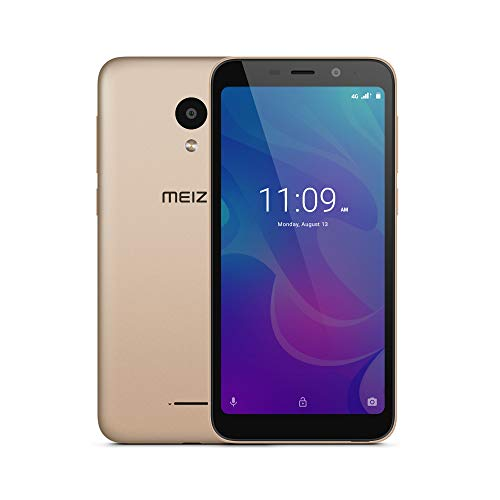 Meizu C9 (Gold, 2GB RAM, 16GB Storage)
