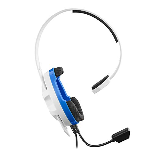 Cuffie Turtle Beach Recon Chat White - PlayStation 4