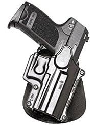 Fobus nouveau dissimulé pistolet report étui Holster pour Heckler et Koch H&K USP Compact 9mm, .40 , .45 cal étui de revolver rétention étui polymère