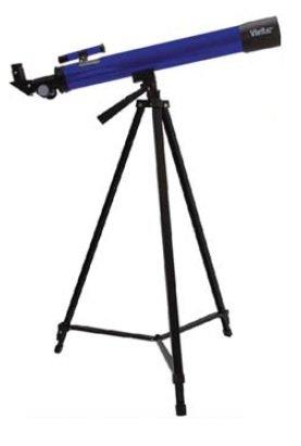 Vivitar leicht Teleskop 75x/150x mit Stativ und finden Scope