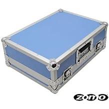 Zomo 0030101686piatto del PC della 200/2per 2X CDJ 200Blu